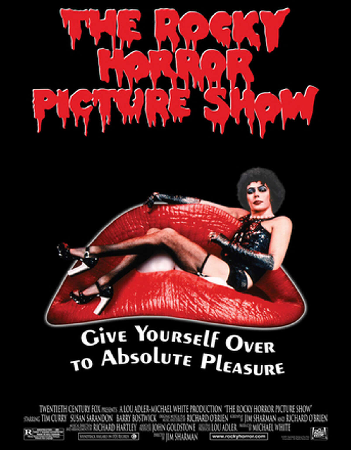 FRIDAY: 'CLASSIC MOVIE NIGHT: 'ROCKY HORROR PICTURE SHOW'' When:7:30 p.m., Oct. 28Where: Jefferson Theatre, 345 Fannin St., Beaumont Cost:$5Info:DiscoverBeaumont.com