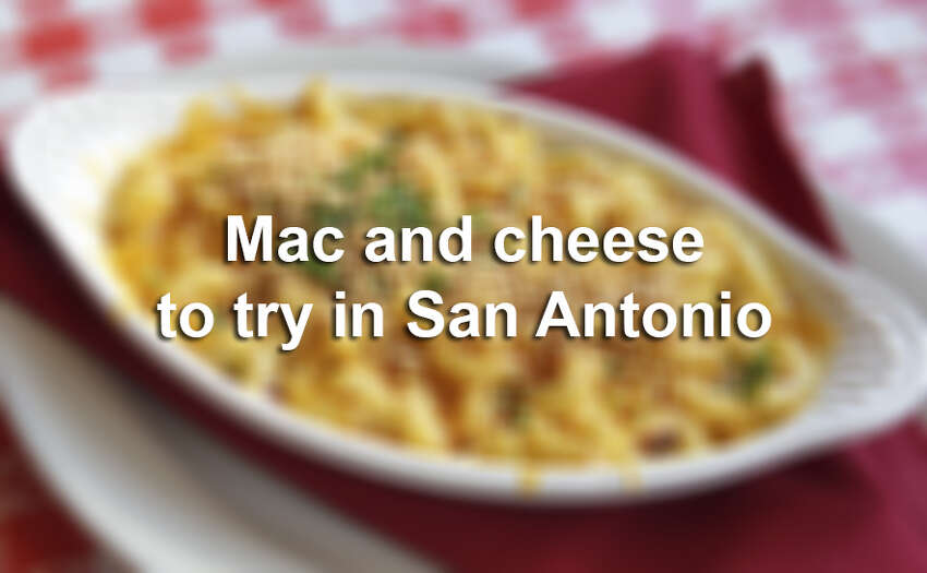 In its most elemental form, macaroni and cheese satisfies, nurtures and strengthens with every bite. Whether it's the basic version of just a cheese-filled white sauce with elbow macaroni or one that uses the familiar template as a canvas to showcase other ingredients, it's a dish that satiates on many levels. Here are some of our favorites in the Alamo City.