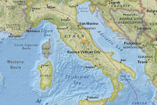 A magnitude 5.4 earthquake struck Wednesday evening with an epicenter at Macerata, near Perugia, Italy.