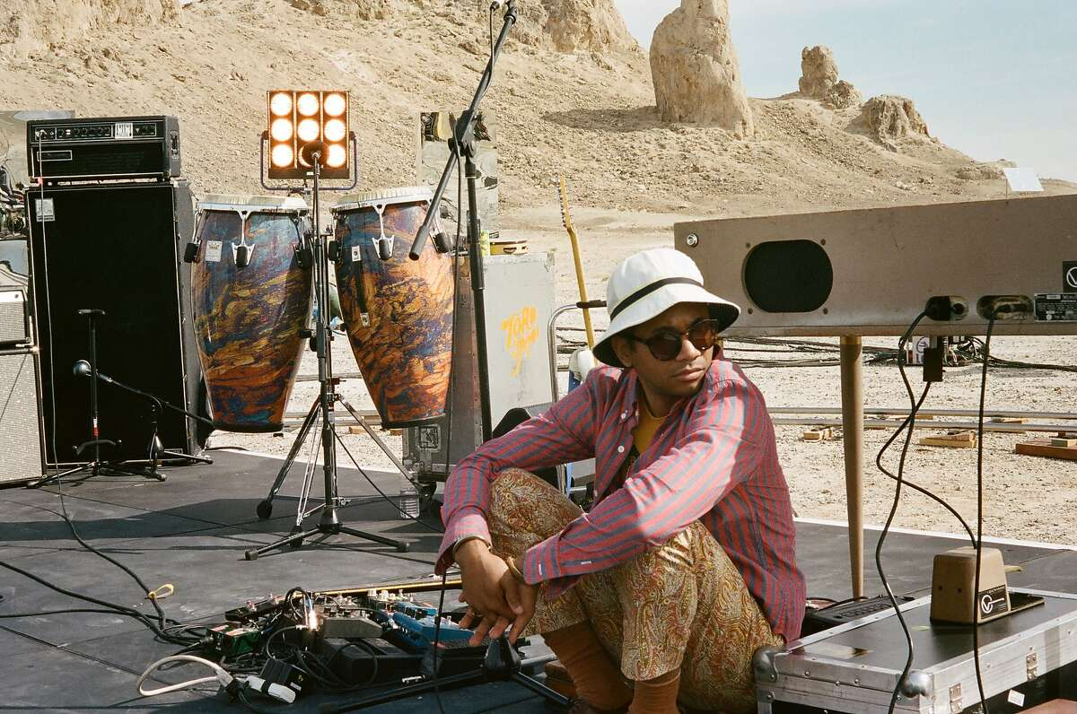 """Toro y Moi recently released a live album titled """"Live from Trona"""""""
