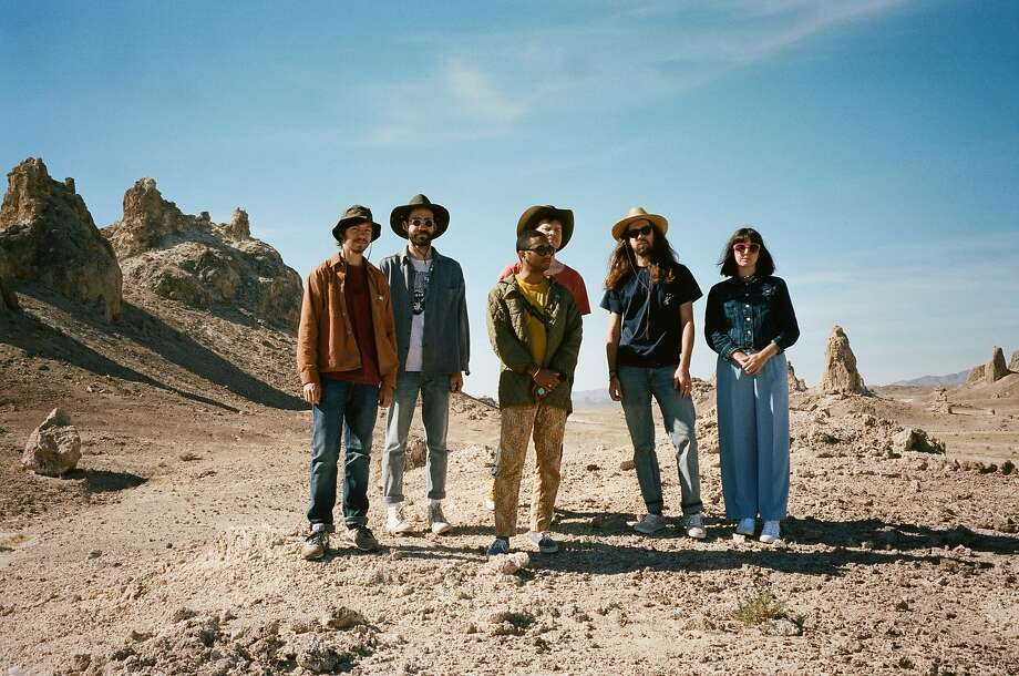 Need 1 line caption for pic of chillwave band Toro Y Moi. Photo: Josh Terris, Grandstand Media & Management