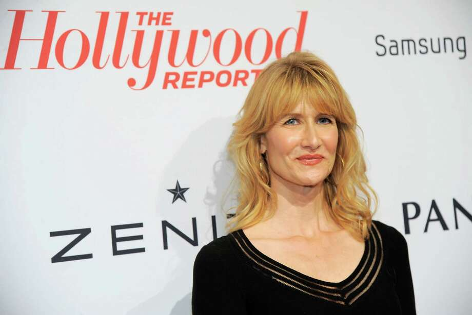 IMAGE DISTRIBUTED FOR THE HOLLYWOOD REPORTER - Laura Dern arrives at The Hollywood Reporter Nominees' Night at Spago on Monday, Feb. 4, 2013, in Beverly Hills, Calif. (Photo by Chris Pizzello/Invision for The Hollywood Reporter/AP Images) Photo: Chris Pizzello / Invision