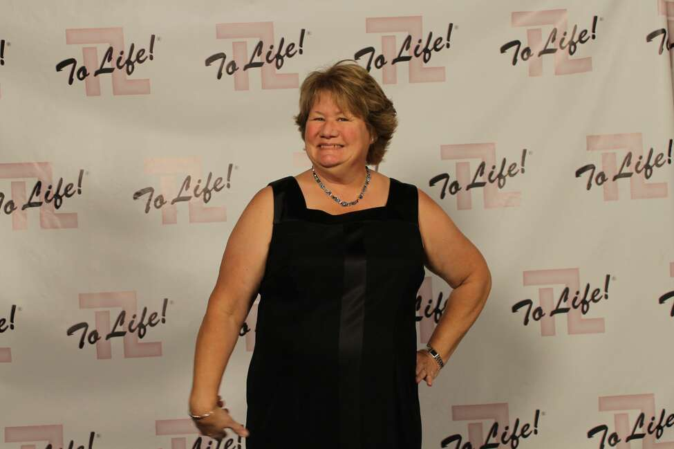 Were you Seen at the 12th Annual Pink Ball, a gala fundraiser for the To Life! organization held at the Hall of Springs in Saratoga Springs on Friday, Oct. 21, 2016? To Life! provides education and support services for individuals who are dealing with breast cancer. Pictured: Bonnie Unser!
