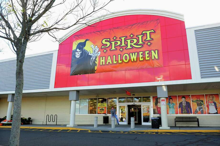spirit halloween store on main street in bridgeport conn on tuesday oct