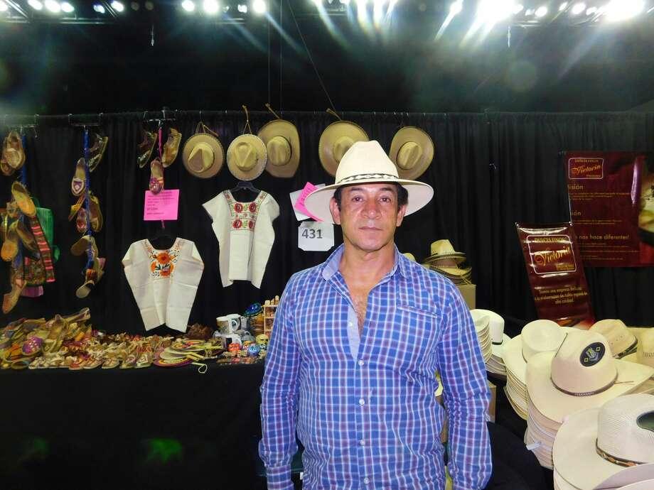 La Feria de la Hispanidad se llevó a cabo el 13, 14 y 15 de octubre en el Laredo Energy Arena. Photo: Cortesía | Hispanic International