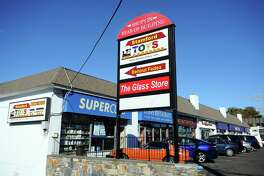 The High Ridge Shopping Center, at 970 High Ridge Road in Stamford, Conn., has been sold for approximately $13.3 million. Photographed on Wednesday, Oct. 26, 2016.