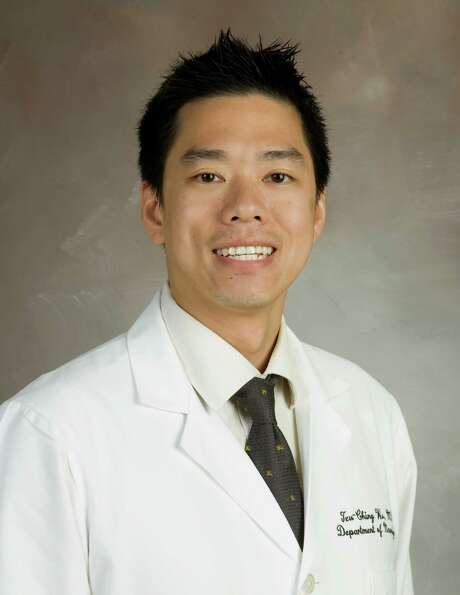 "Dr. Tzu-Ching ""Teddy"" Wu Photo: University Of Texas Health Science At Houston / The University of Texas Medical School at Houston Office of Communications 6431 Fannin Street, B.340 Houston, Texas 77030"
