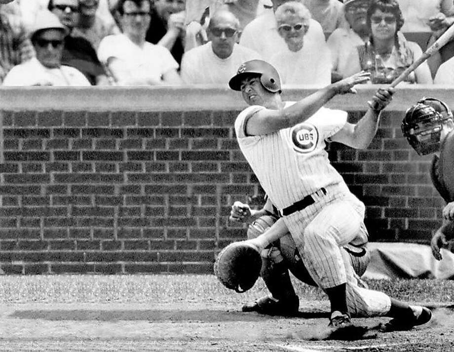 The Cubs are in the Series because of Kris Bryant and Anthony Rizzo and Jon Lester. But this also is about Ron Santo. Photo: This Old Cub, LLC