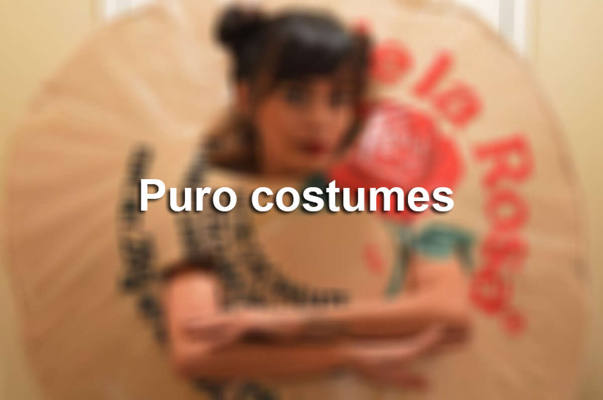 Click ahead to see some puro-inspired costumes.