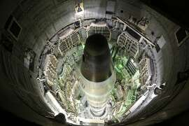 """The documentary film """"Command and Control"""" focuses on a Sept. 18, 1980, accident at a Titan II missile silo in Damascus, Ark., that came terrifyingly close to causing a nuclear explosion that would have devastated the entire East Coast. (American Experience Films/PBS)"""