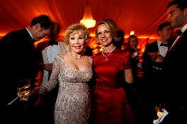 Joanne King Herring and Alie Pruner