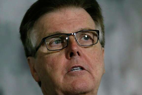Texas Lt. Gov. Dan Patrick  (AP Photo)