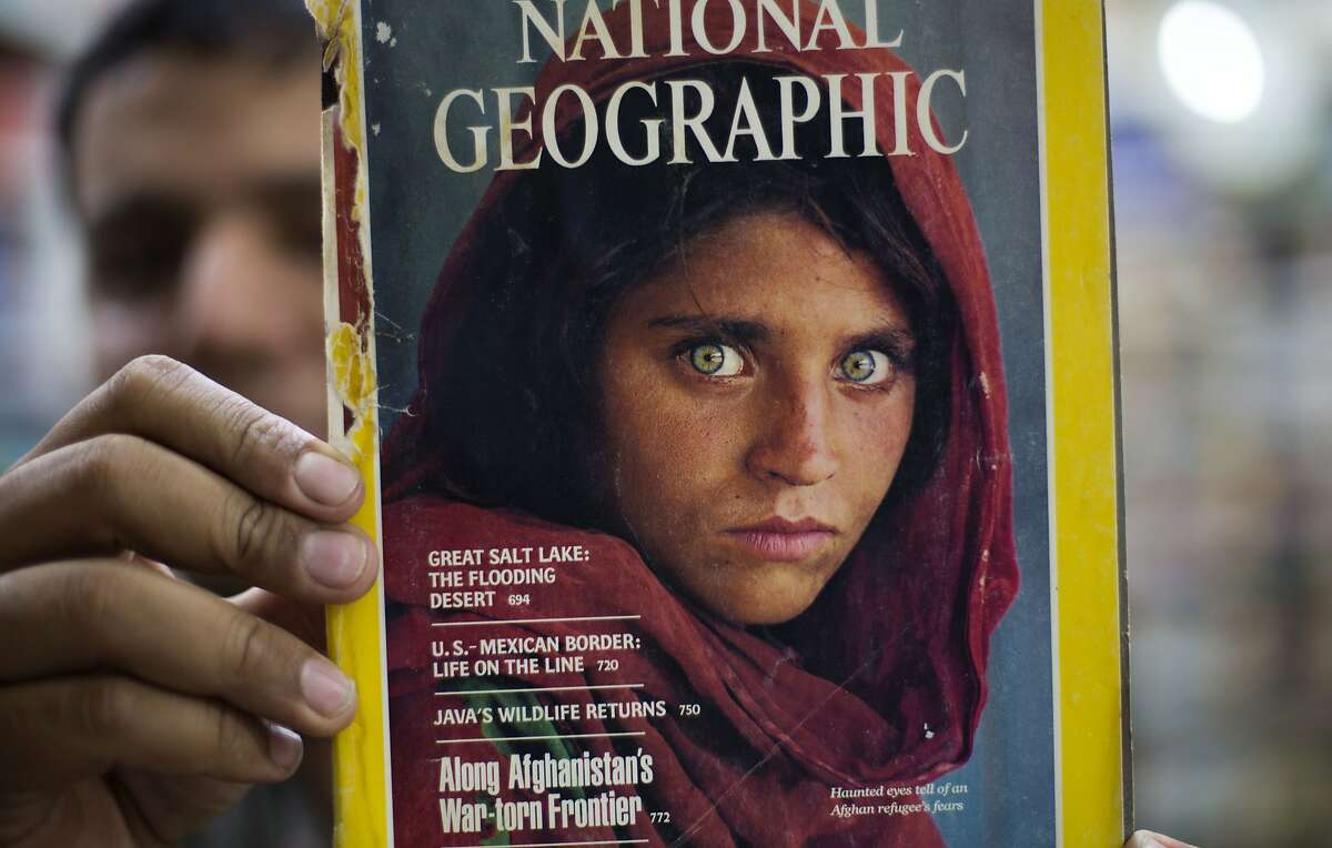 National Geographic played a big role in shaping Chris McGinnis' path toward a career in travel writing.