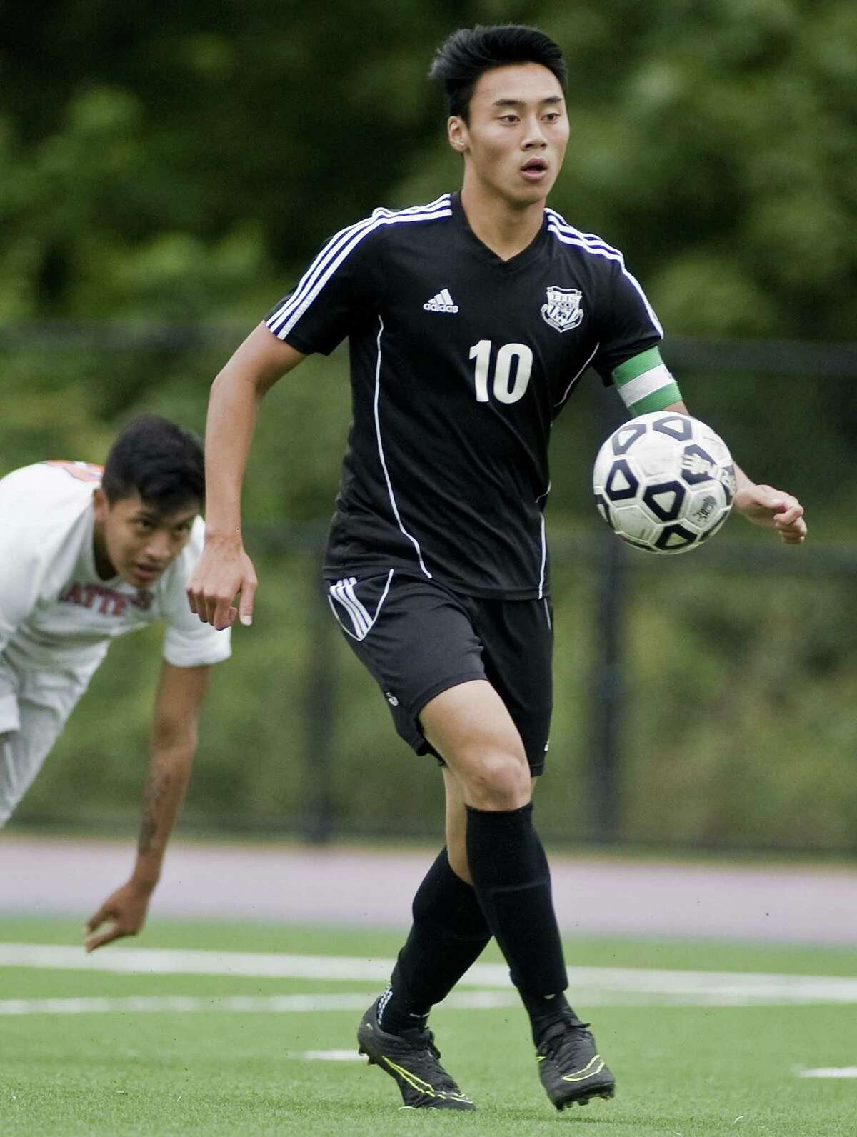 Thang Dao is a key player for Trumbull, which enters the FCIAC tournament 12-0-4.