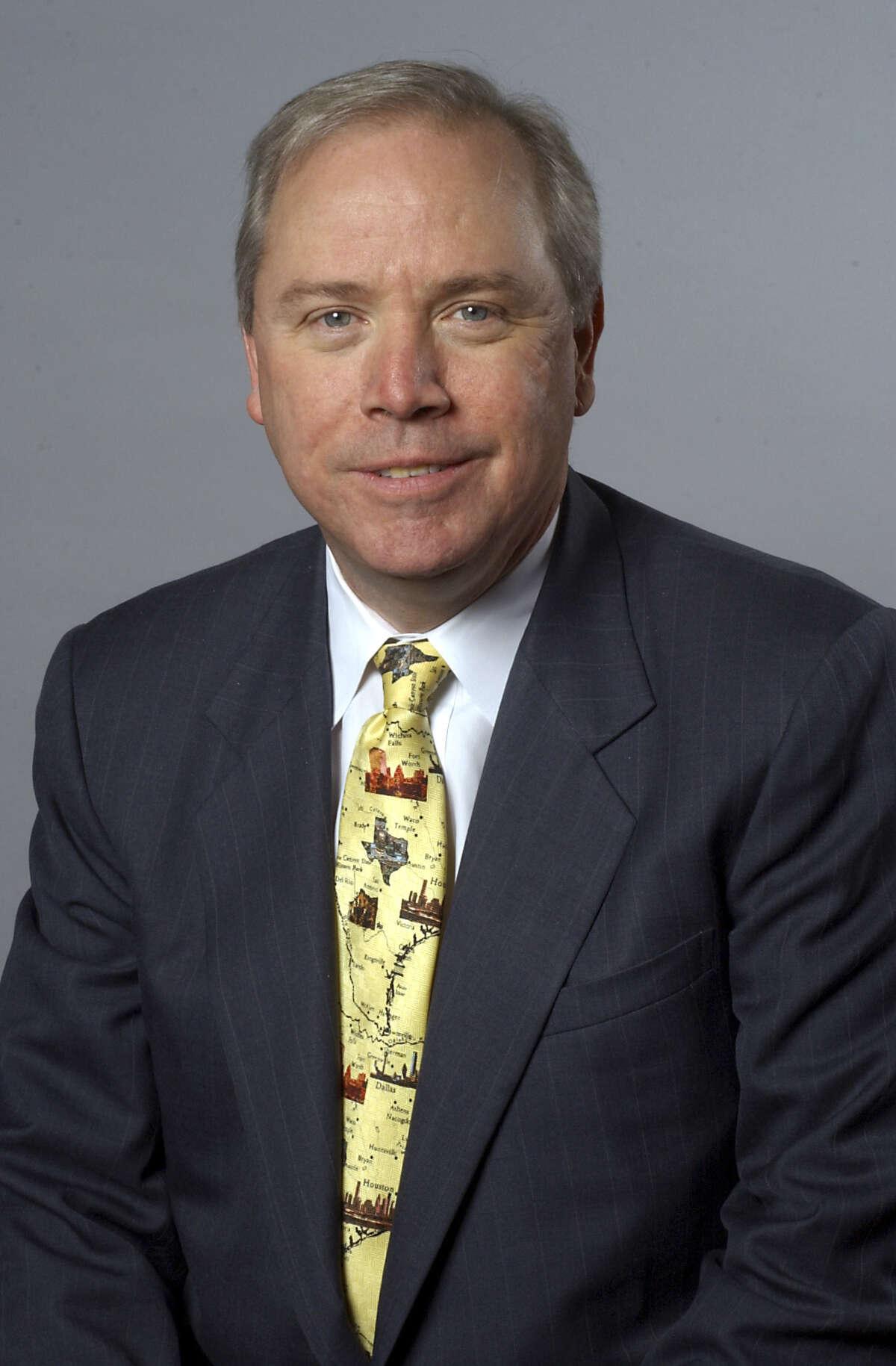 Rep. Gary Elkins, R-Houston, on Monday, January 24, 2005.(AP Photo)