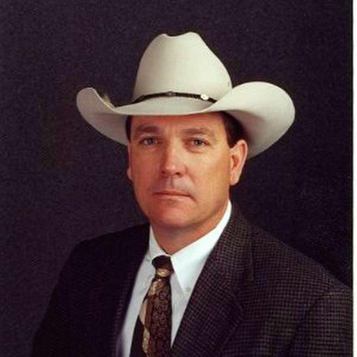 Retired Texas Ranger Chief Henry
