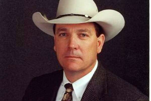 """Retired Texas Ranger Chief Henry """"Hank"""" Whitman, seen in an undated courtesy photo, has hired in April as the new Department of Family and Protective Services commissioner."""