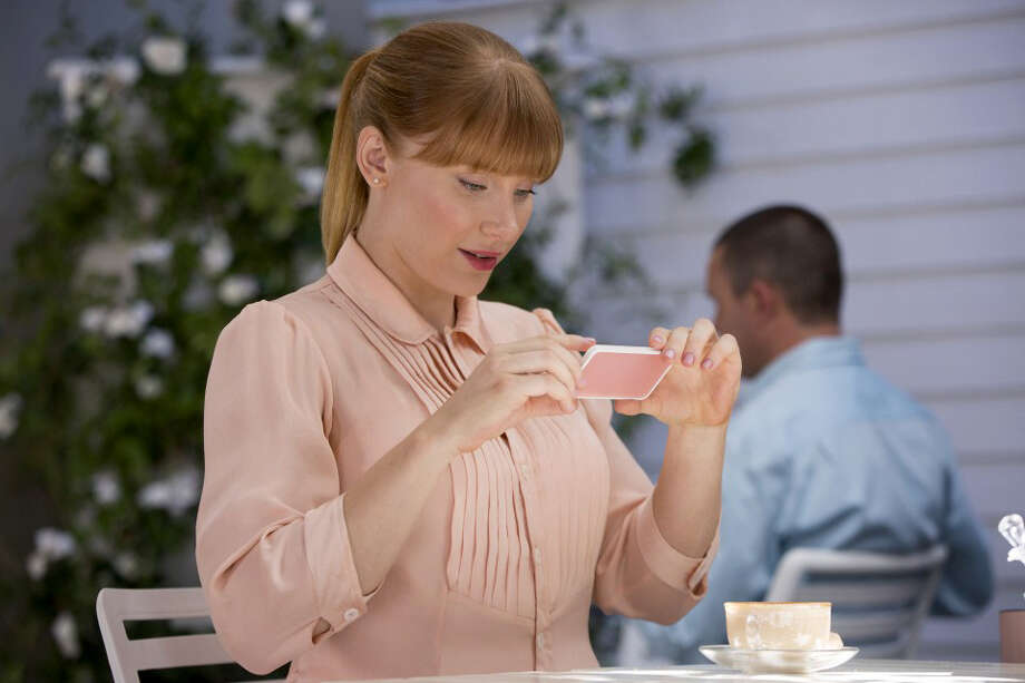 "Bryce Dallas-Howard in the ""Black Mirror"" episode ""Nosedive."" MUST CREDIT: David Dettmann, Netflix Photo: David Dettmann / Netflix"