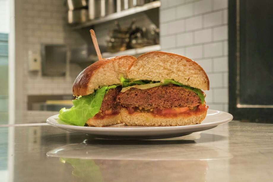 Austin-based Whole Foods Market will be offering the Beyond Meat Burger. The grocery chain is hoping to sell the burger to traditional meat eaters. Photo: ANGEL FRANCO, STF / NYTNS