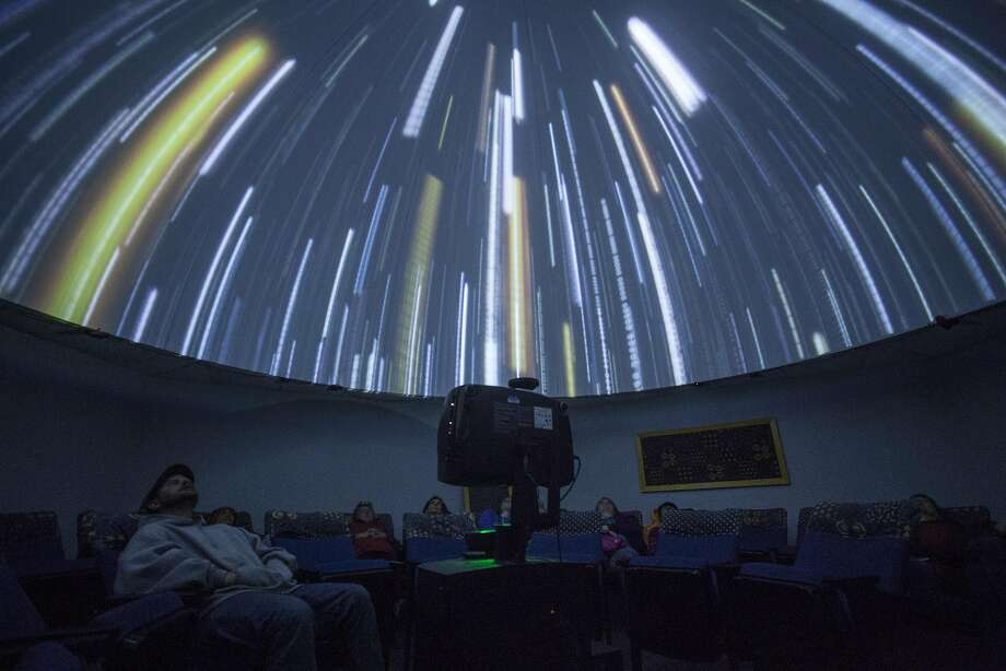 Stargazing in Lake County - SFGate