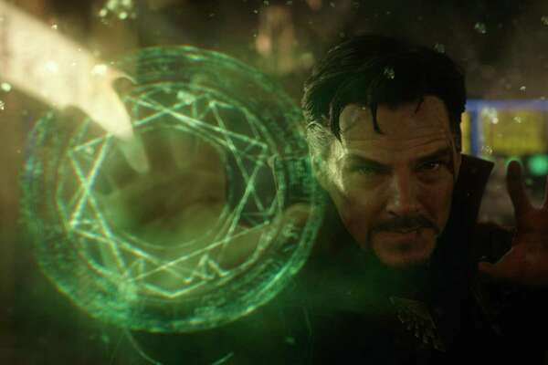 """Benedict Cumberbatch is the title character in Marvel's """"Doctor Strange."""""""