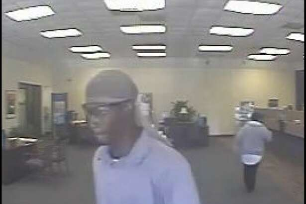 Pearland Police released these images of a suspect who robbed Compass Bank, 3815 Broadway Street in Pearland, on Wednesday, Oct. 26, 2016.