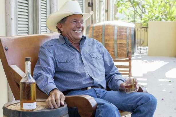George Strait is a partner in Codigo 1530 tequila