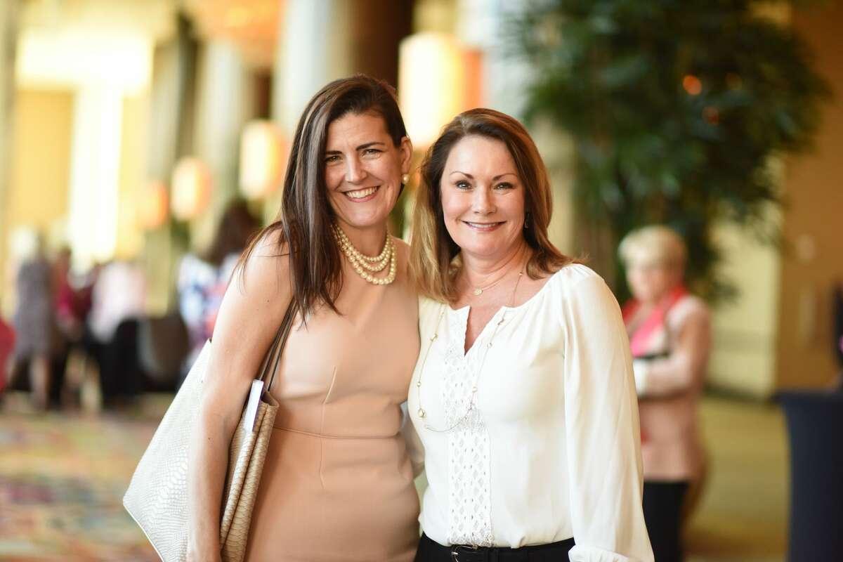 Debbie Harnstern and Erin Parker