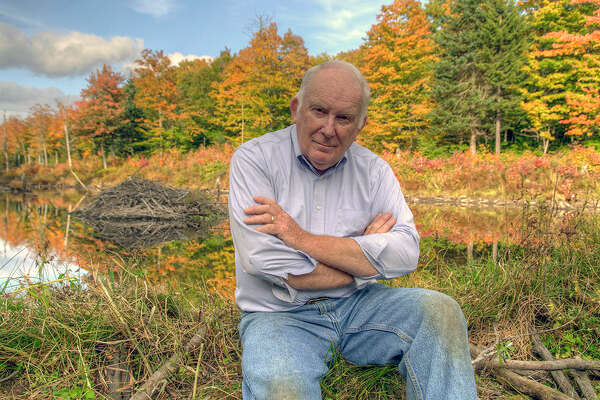 """On Tuesday, Nov. 1, 2016, Howard Frank Mosher will discuss the writer's craft and read from """"God's Kingdom,"""" his most-recent novel, at two events in Albany as part of the New York State Writers Institute's visiting writers series. """"God's Kingdom"""" (St. Martin's Press, 228 pages, $16) has just been released in paperback. The story is set in the 1950s, and it follows the life of 14-year-old Jim Kinneson, who hopes to become a writer. It draws upon Mosher's own experiences. (Courtesy of the New York State Writers Institute)"""