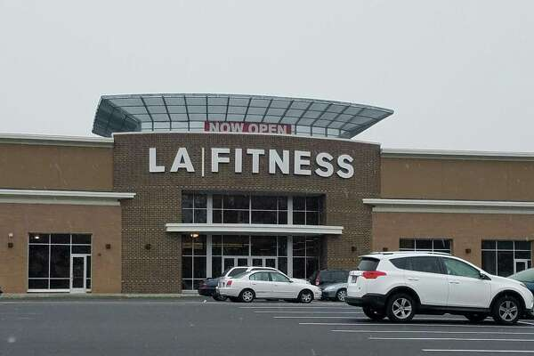 L.A. Fitness opened its location at Stratford Square, 411 Barnum Avenue Cut-off in Stratford, Conn. The location used to be a movie theater.