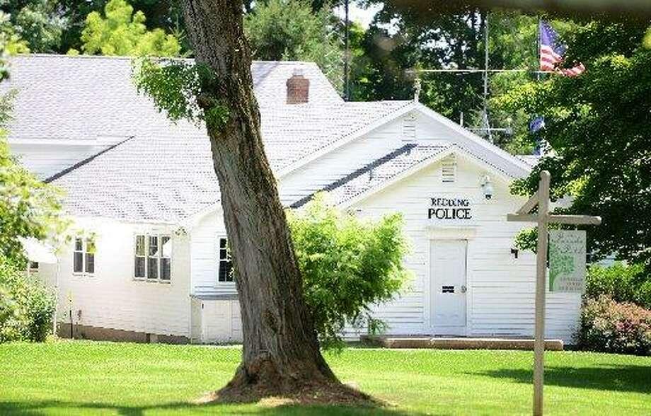File photo of Redding Police station Photo: /