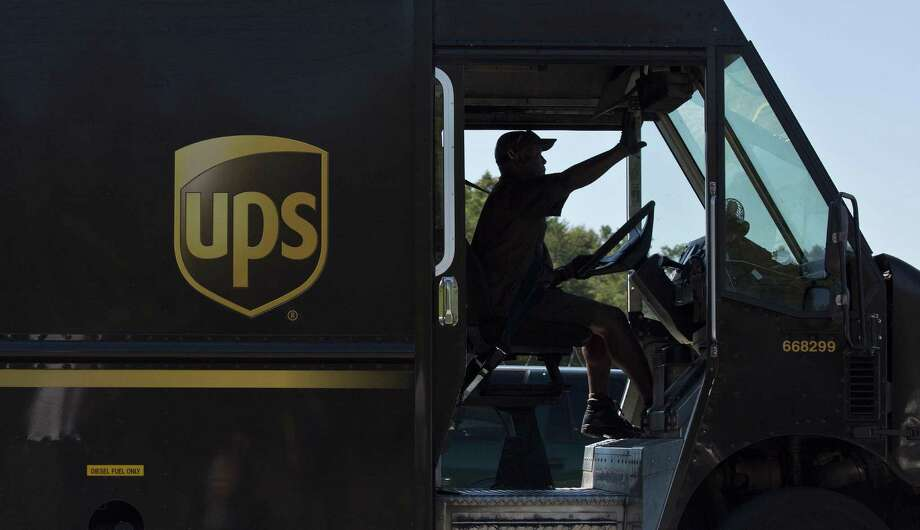 For the third quarter, United Parcel Service Inc. said it earned $1.27 billion, up 1 percent from a year earlier. Revenue rose 4.9 percent to $14.93 billion, but costs rose at a 5.2 percent clip. Photo: Associated Press /File Photo / Copyright 2016 The Associated Press. All rights reserved.