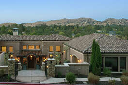 Steph and Ayesha Curry are listing their Mediterranean-style estate at   620 Sugarloaf Ct.   in Walnut Creek for $3.7 million.