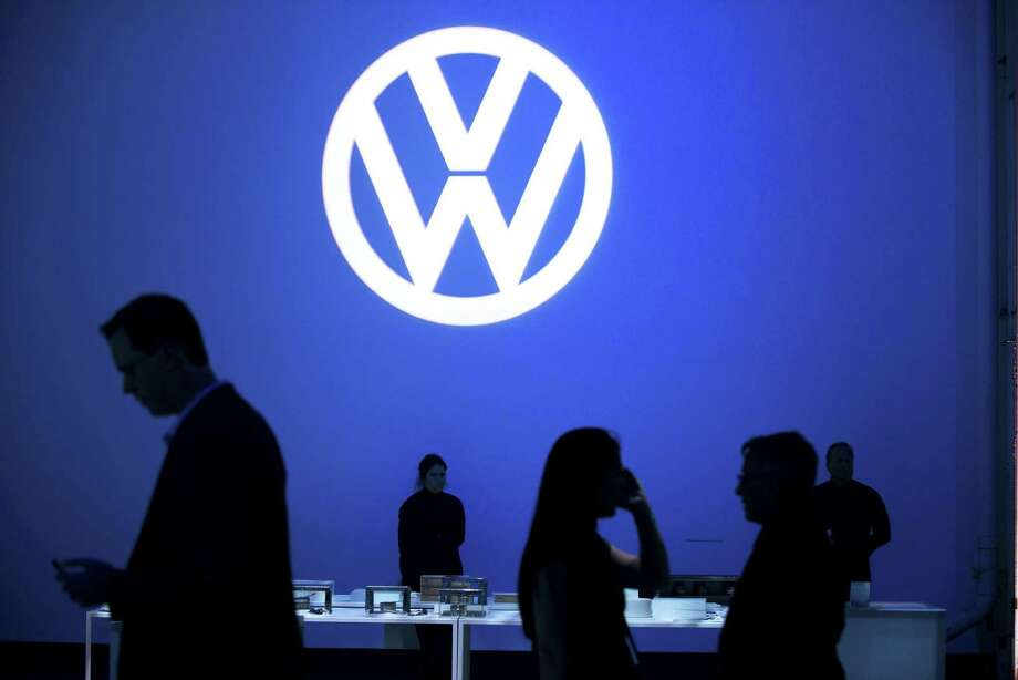Volkswagen's earnings remain burdened by the deception, in which the company equipped 11.5 million cars worldwide with software intended to cheat emissions tests. Photo: Bryan Thomas /New York Times / NYTNS
