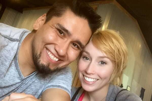 Robert Fabian (left), 25, was named a suspect in the disappearance of Zuzu Verk(right), his girlfriend, Oct. 26, 2016.