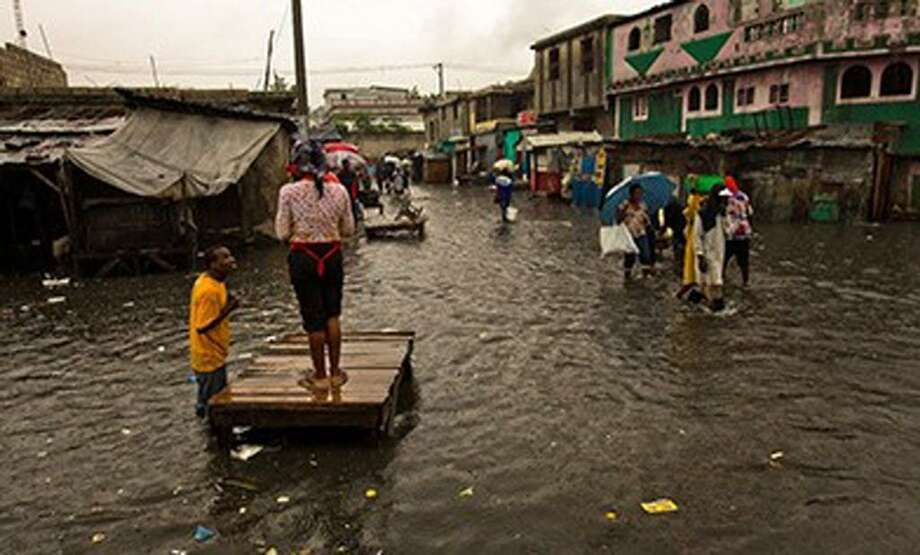 Haiti hurricane aftermath Photo: Contributed / Contributed