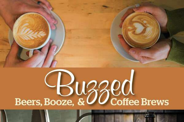 """New Fairfield author Erik Ofgang will talk about and sign copies of his new book, """"Buzzed: Beers, Booze, & Coffee Brews,"""" at Byrd's Books in Bethel, on Saturday, Oct. 29, at 4 p.m."""