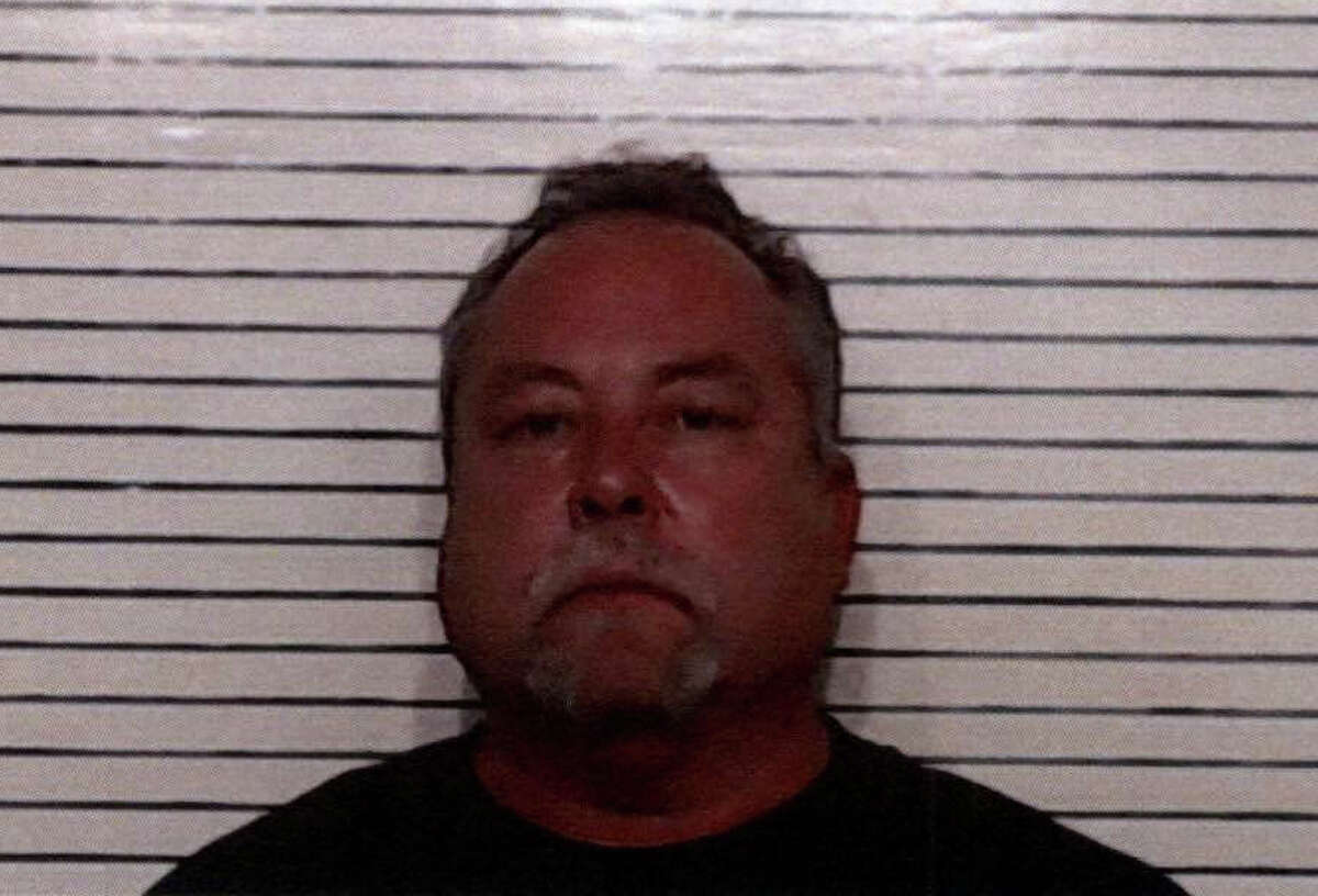 Brett Mauthe, 55, of Bulverde, was charged with