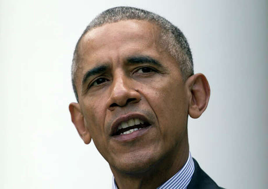 President Obama commuted the prison sentence of another Midland man Friday, according to the White House. Photo: Carolyn Kaster/AP