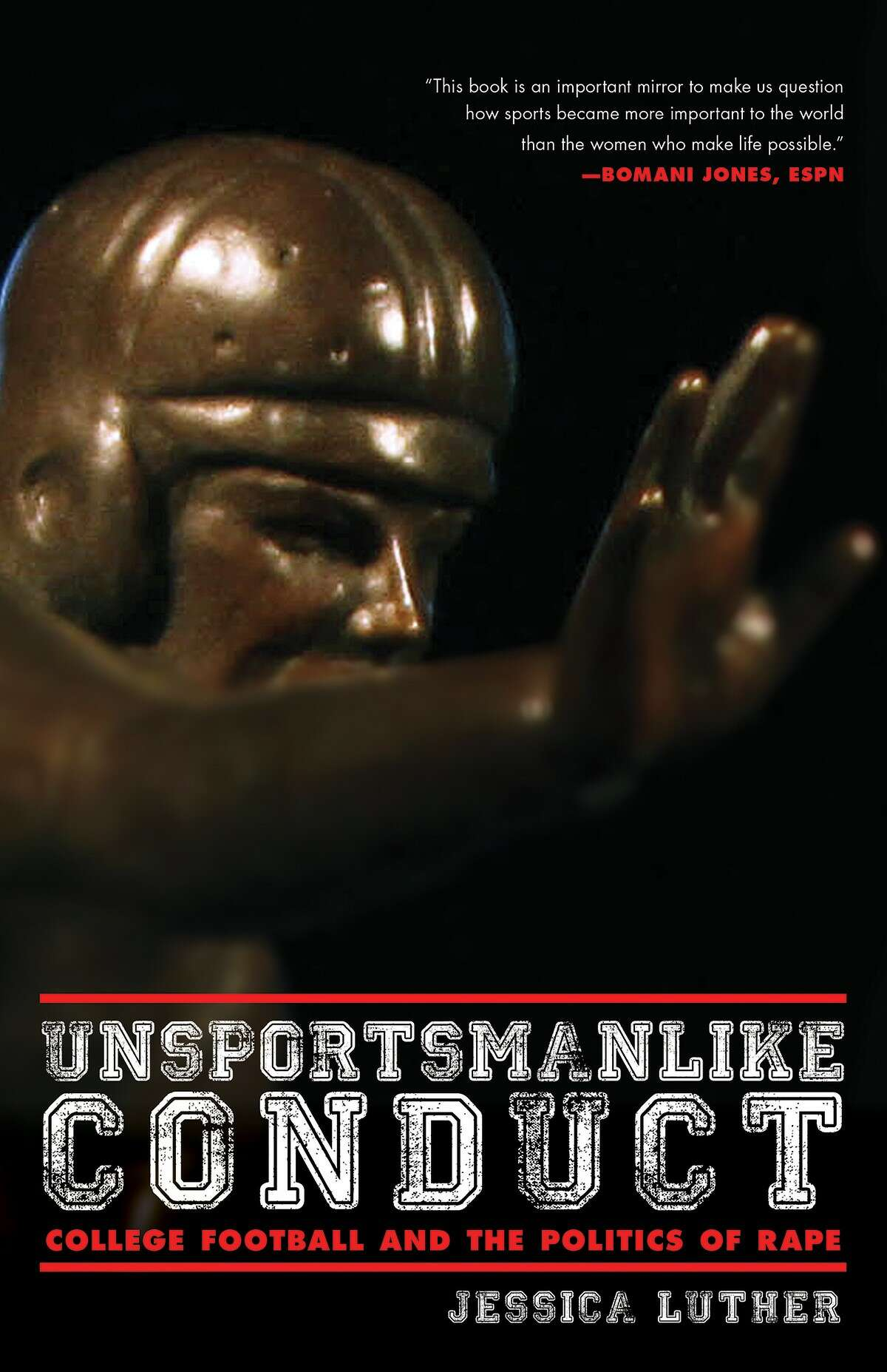 """""""Unsportsmanlike Conduct"""" by Jessica Luther"""