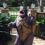 S A  TV anchors do Halloween: Creepy, crazy and darned cute