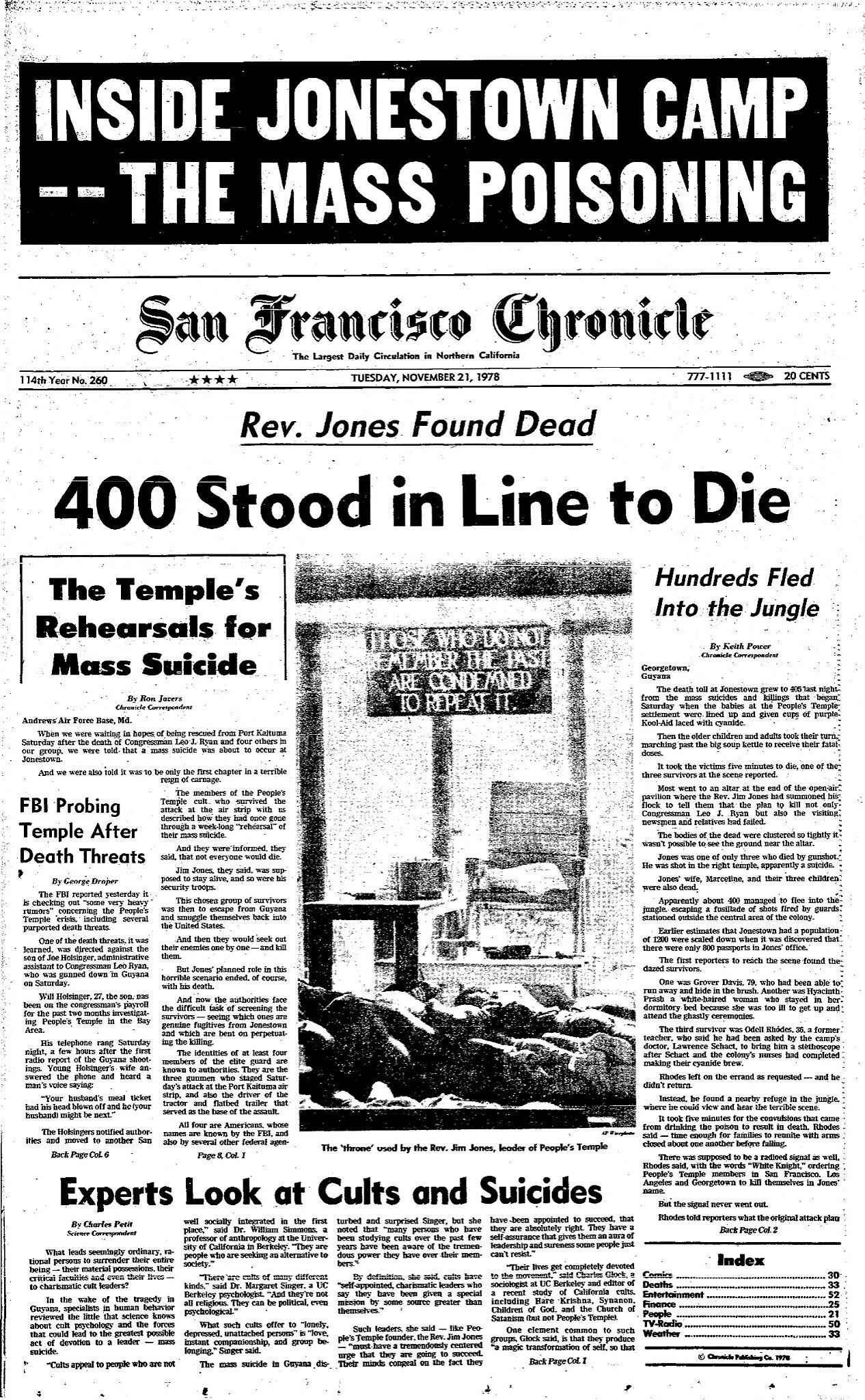 Customers who purchase a San Francisco Chronicle subscription receive comprehensive and in-depth news coverage. A well respected newspaper with strong local focus, compelling feature articles and sharp editorial content, San Francisco Chronicle newspaper readers are always well informed.