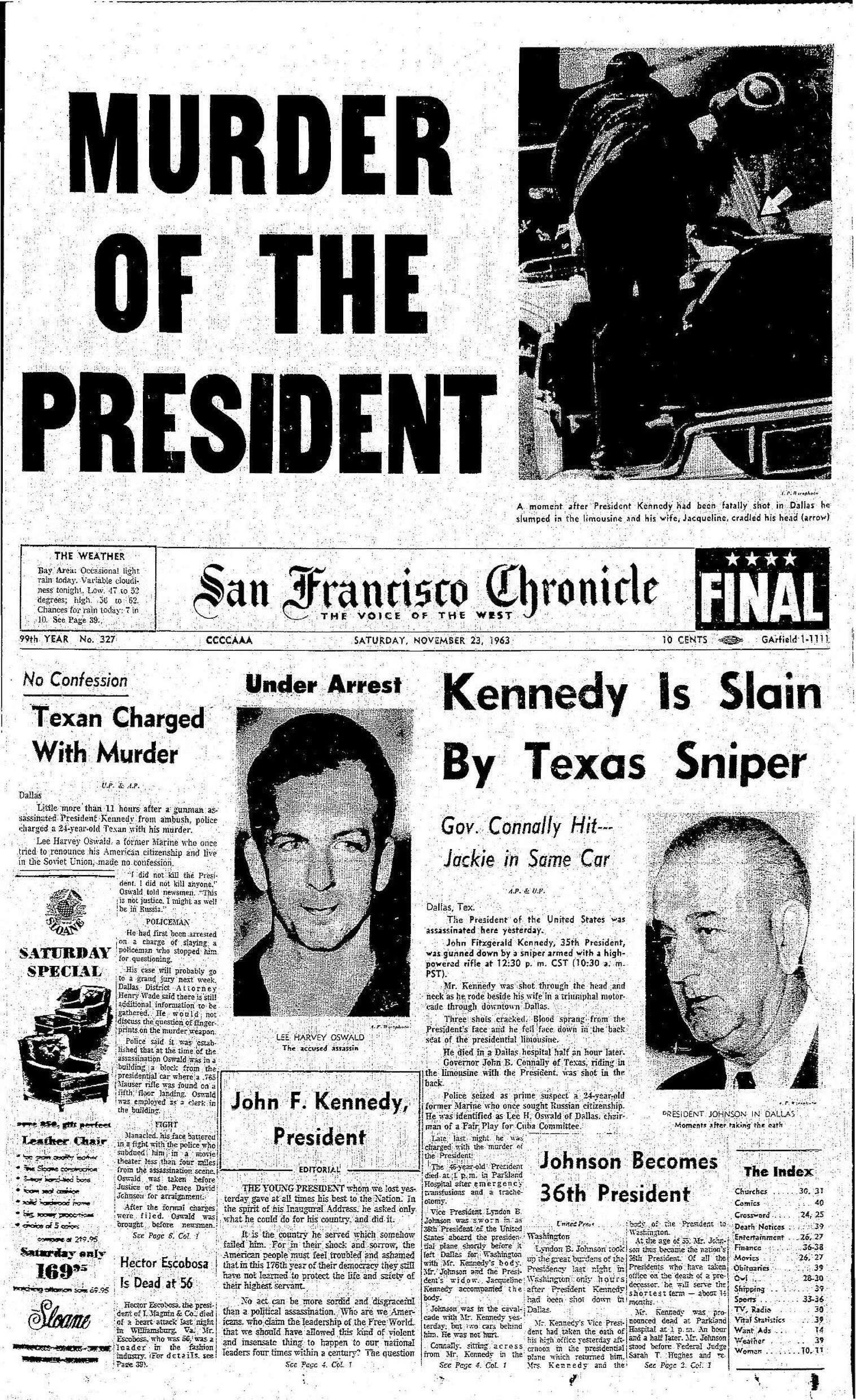 jfk term papers Jfk assassination this research paper jfk assassination and other 63,000 term papers, college essay examples and free essays are available now on reviewessays historylink org essays literature of robert f jfk assassination and 9 kennedy assassination conspiracy theories some plausible, some outlandish how they emerged media.