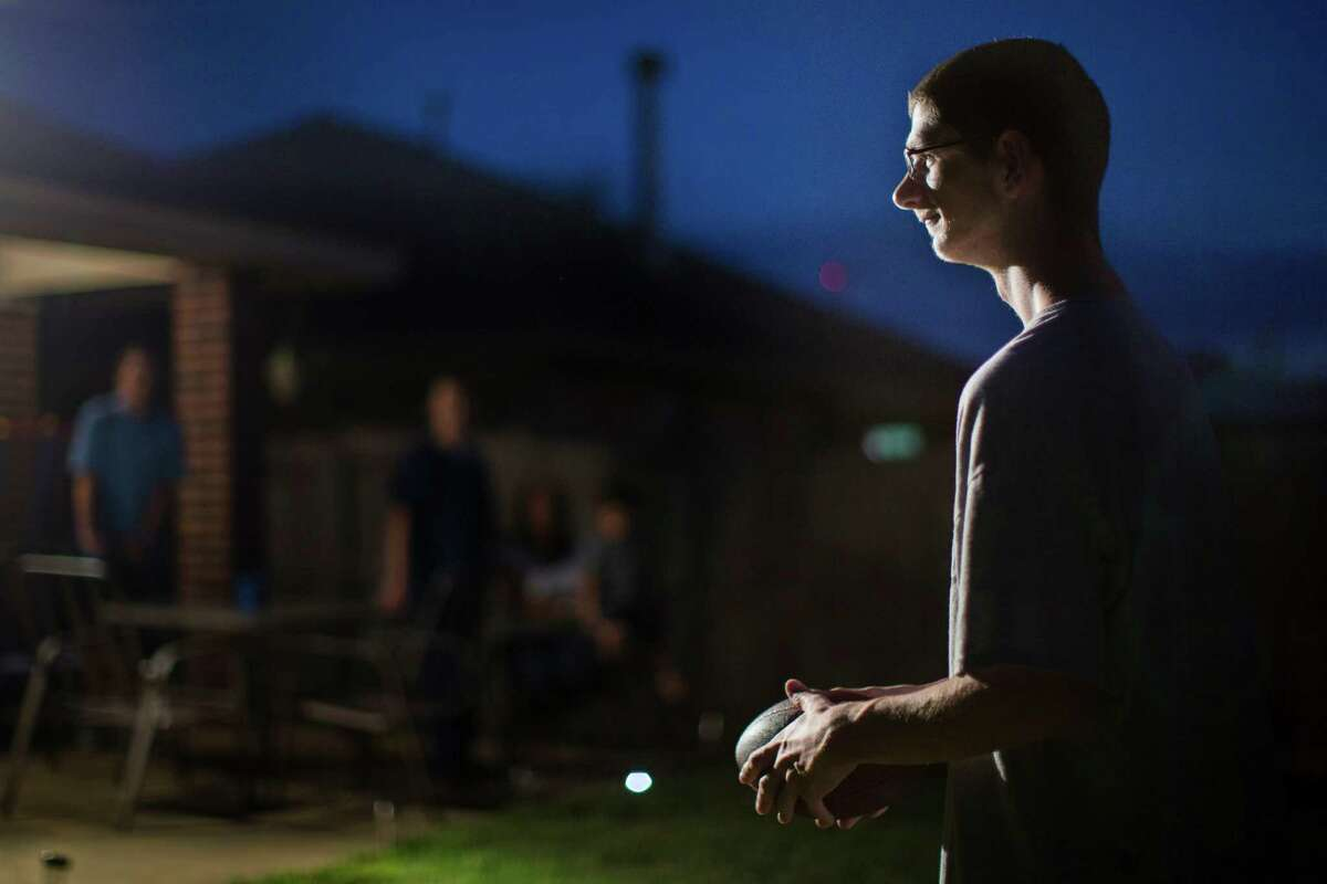 Joseph Espinoza, 17 (Photo: Marie D. De Jesus / Houston Chronicle )