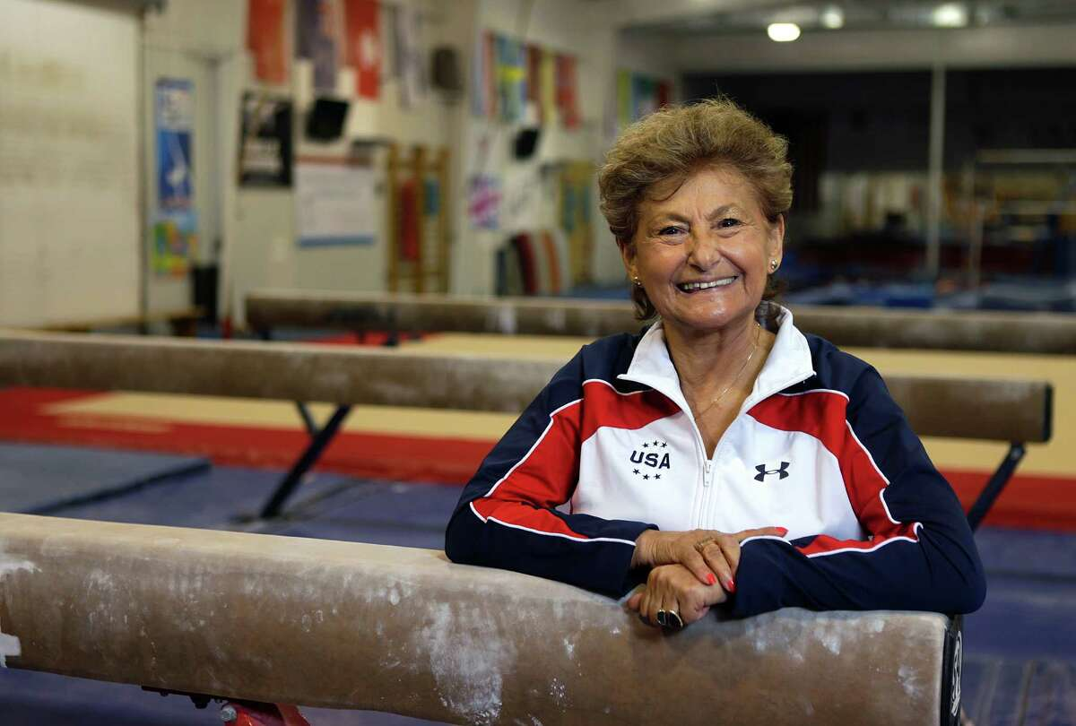 Martha Karolyi at the Karolyi Ranch in advance of the 2016 Olympics.