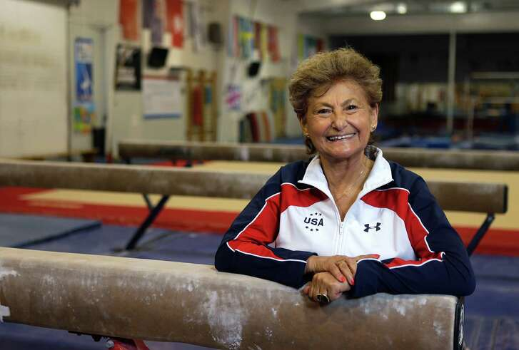 Marta Karolyi at the Karolyi Ranch near New Waverly where she and her husband, Bela Karolyi, train gymnasts, including members of the Women's National Team, Wednesday, May 4, 2016, in Houston. ( Mark Mulligan / Houston Chronicle )