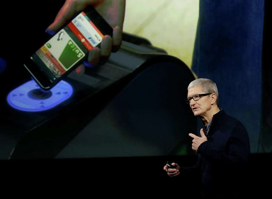 Apple CEO Tim Cook speaks during an announcement of new products Thursday, Oct. 27, 2016, in Cupertino, Calif. (AP Photo/Marcio Jose Sanchez) ORG XMIT: CAMS122 Photo: Marcio Jose Sanchez / Copyright 2016 The Associated Press. All rights reserved.