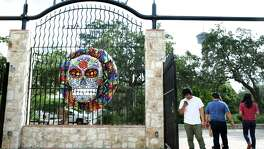 The City of San Antonio will hold Dia de los Muertos celebrations this weekend at La Villita.