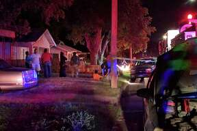 An infant was found dead after a fire in the 600 block of Gulf Thursday Oct. 27, 2016.