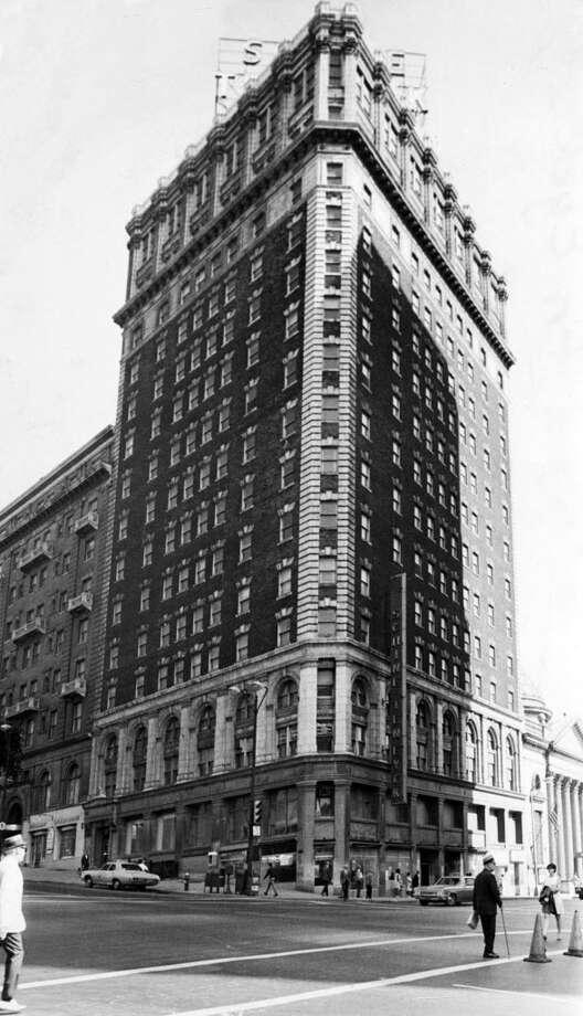 Undated photo of the Sheraton Ten Eyck Hotel in Albany. (Times Union Archive)